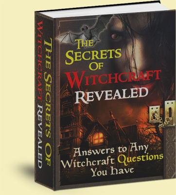 Secrets Of Witchcraft Mid Ebook Image